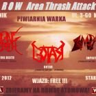 Row Area Thrash Attack w Warce