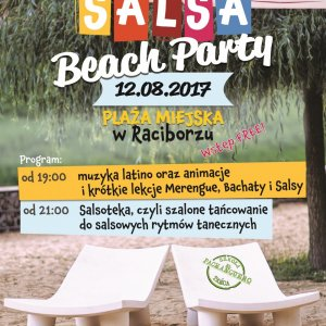 Salsa Beach Party