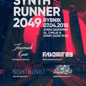 Synth Runner 2049 w Rybniku