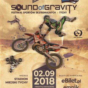 Pirotechnika, muzyka, sporty ekstremalne – SOUND of GRAVITY