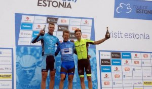 Tour of Estonia i podium dla Pawła Franczaka