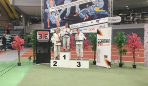 Srebro zawodniczki Octagon Team Junior na German Open